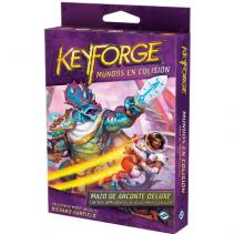 KeyForge: Mundos en Colisión Mazo de Arconte Deluxe