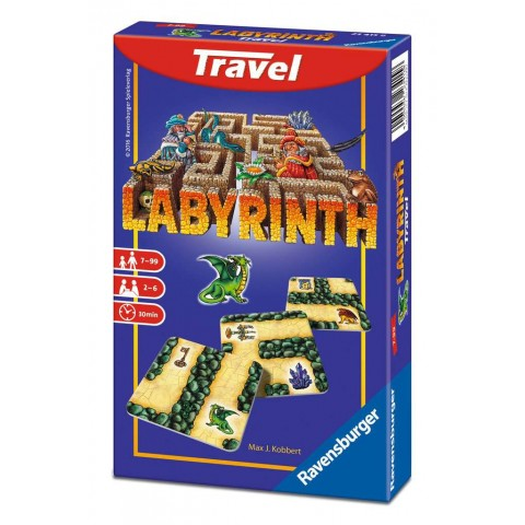Labyrinth Card (edición de viaje)