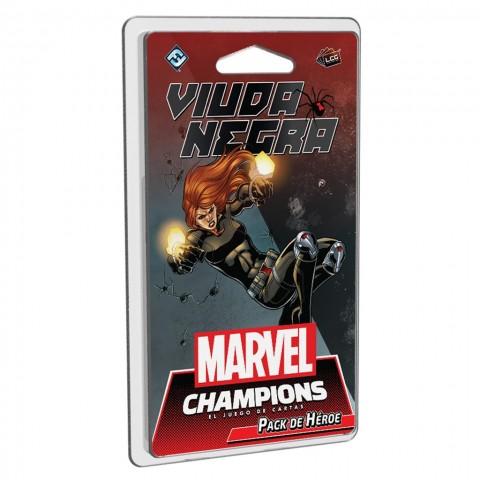 Marvel Champions: Pack de Héroe Viuda Negra