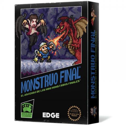 Monstruo Final - El ascenso de los Mini-monstruos Finales