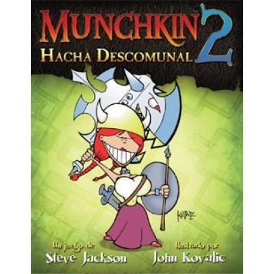 Munchkin 2: Hacha Descomunal (Edic. Revisada)
