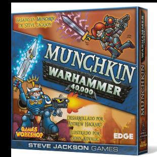 Munchkin: Warhammer 40.000