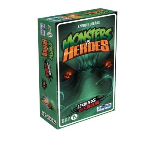 Monsters Vs. Heroes: Legends of Cthulhu