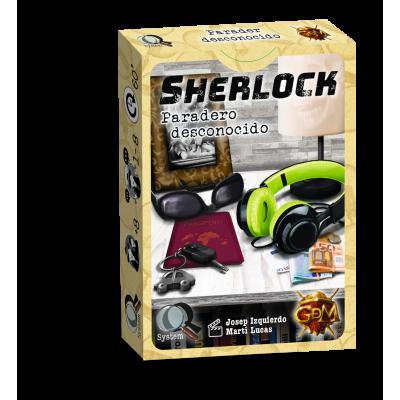 Q series 2 Sherlock: Paradero desconocido