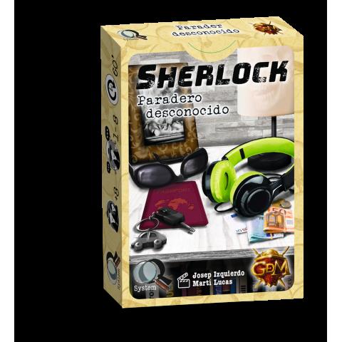 Sherlock Q system: Paradero desconocido