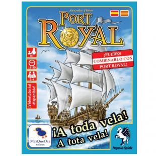 Port Royal ¡A toda vela!