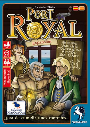 Port Royal (Expansion) Hora de cumplir unos contratos