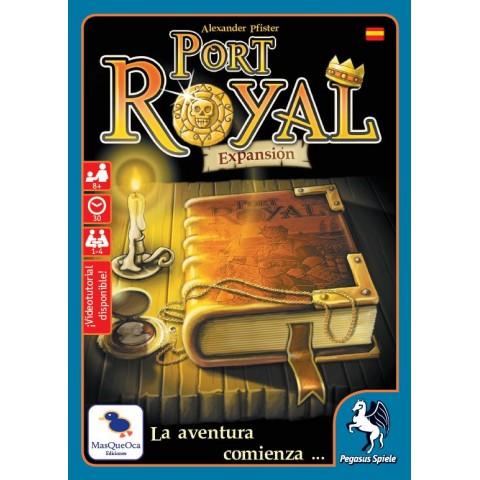 Port Royal (Expansion) La Aventura Comienza