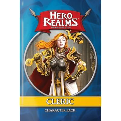 Hero Realms: Sobre de personaje – Clerigo