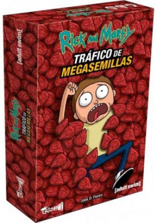 Rick & Morty: Tráfico de Megasemillas