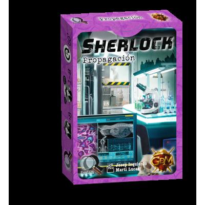 Q series 2 Sherlock: Propagación