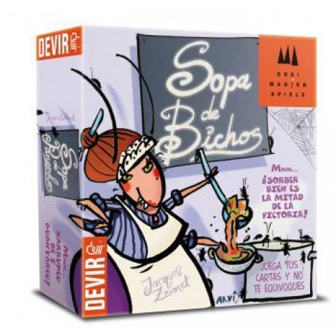 Sopa de Bichos