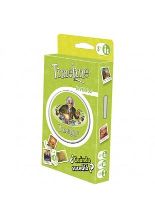Timeline Blister: Inventos Eco