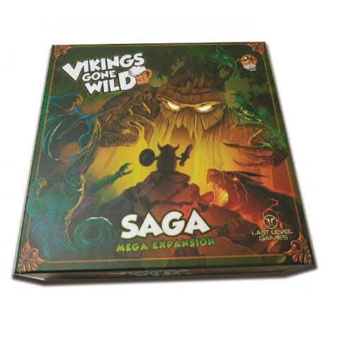 Vikings Gone Wild Megaexpansión