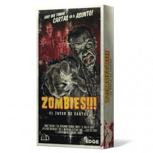 Zombies!!! El juego de cartas