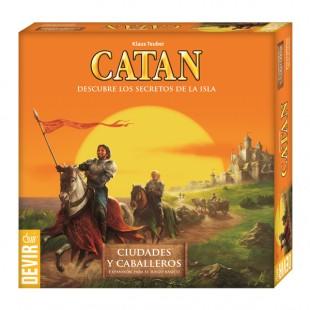 Catan: Ciudades y Caballeros (Nueva Edic.)