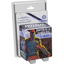 Star Wars: Imperial Assault - Campeón de la Guardia Real (Español)