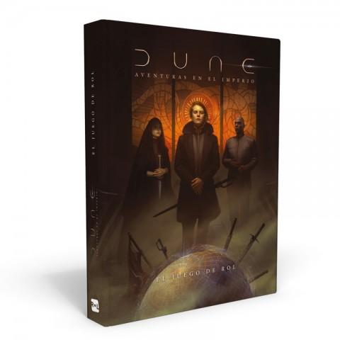 [Preventa] Dune: aventuras en el imperio