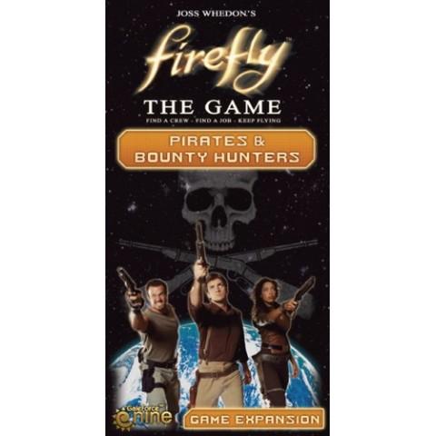 Firefly: El Juego - Piratas y cazarrecompensas (Español)