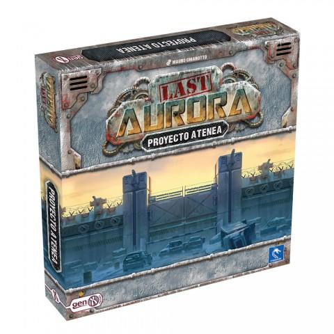 Last Aurora -Proyecto Atenea