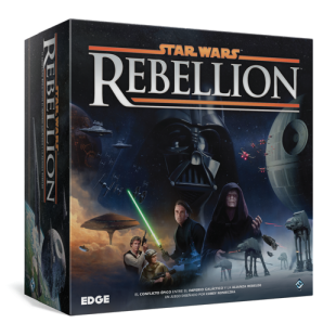 Star Wars: Rebellion (Español)