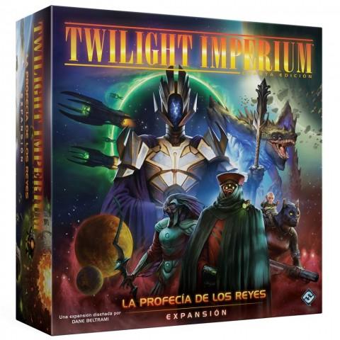 Twilight Imperium 4ª Edición: La profecía de los Reyes