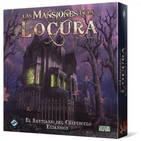 Las Mansiones de la Locura - El Santuario del Crepúsculo