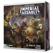 Star Wars: Imperial Assault – El reino de Jabba