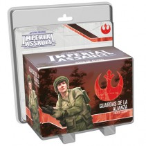 Star Wars: Imperial Assault - Guardas de la Alianza