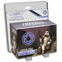 Star Wars: Imperial Assault - Capitán Terro