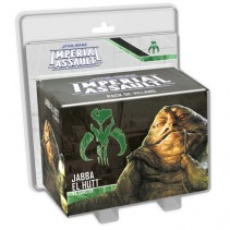 Star Wars: Imperial Assault - Jabba el Hutt