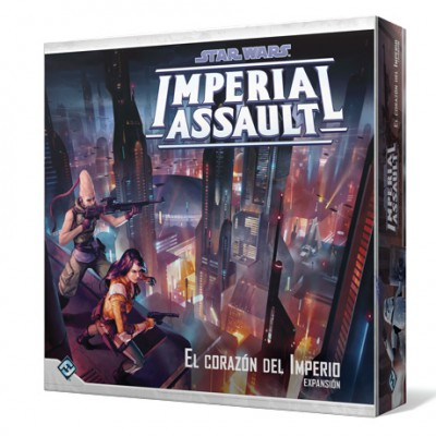 Star Wars: Imperial Assault – El corazón del Imperio
