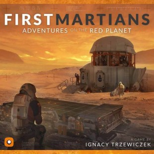 First Martian: Adventures on the red Planet