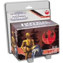Star Wars: Imperial Assault - R2-D2 y C-3PO (Español)