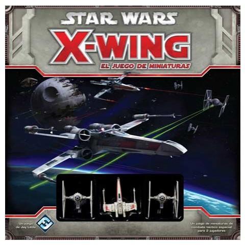 Star Wars X-Wing: Caja Basica 1º Edición