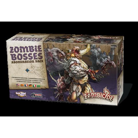 Zombicide. Black Plague: Zombie Bosses - Abomination Pack