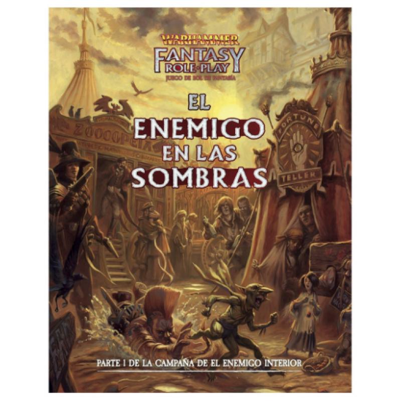 Warhammer Fantasy - Role Play El Enemigo en las Sombras