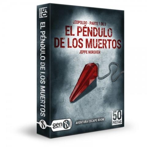 50 Pistas 1 El Péndulo de los Muertos + Promo