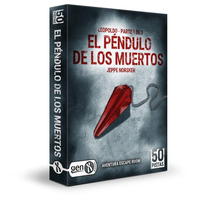 50 Pistas 1 El Péndulo de los Muertos + Promo [Preventa 23-09-221]