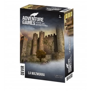 Adventure Games: La Mazmorra