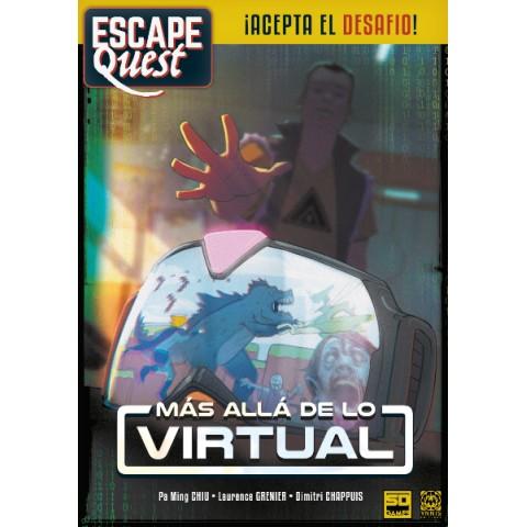 Escape Quest Vol. 2: Más allá de lo virtual