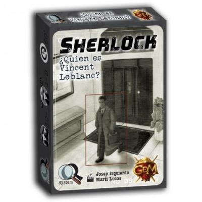 Sherlock Q system: ¿Quien es vincent Leblanc?
