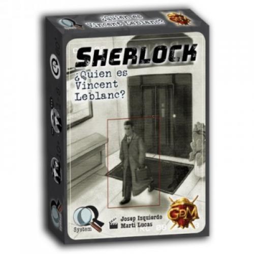 Sherlock Q system: ¿Quien es vincent