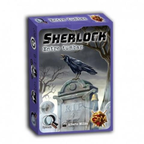 Sherlock Q system: Entre tumbas