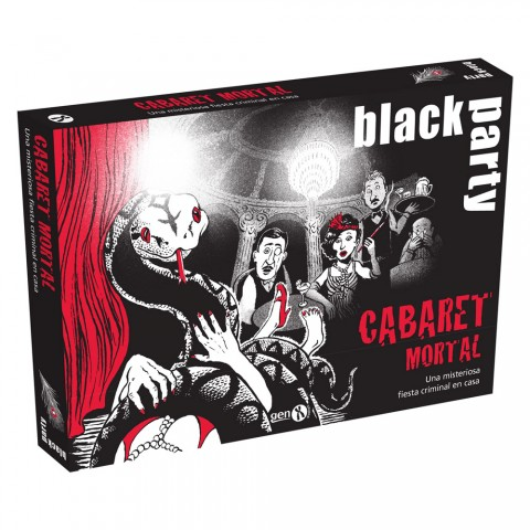 Black Party: Cabaret Mortal