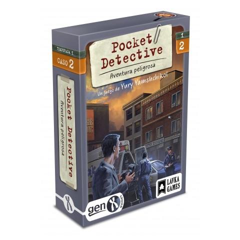 Pocket Detective: Temporada 1, Caso 2
