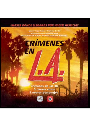 Detective: Crímenes en L.A.
