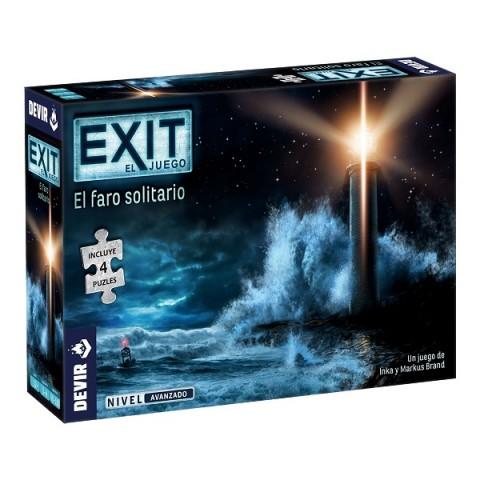 Exit - PUZZLE EL FARO SOLITARIO