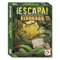 Escapa: El Misterio de Eldorado