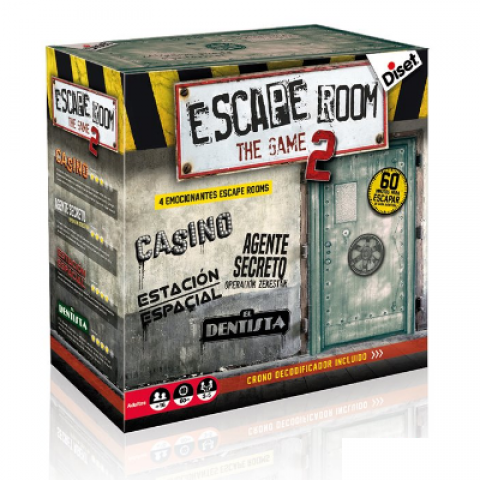 Escape Room 2 The Game